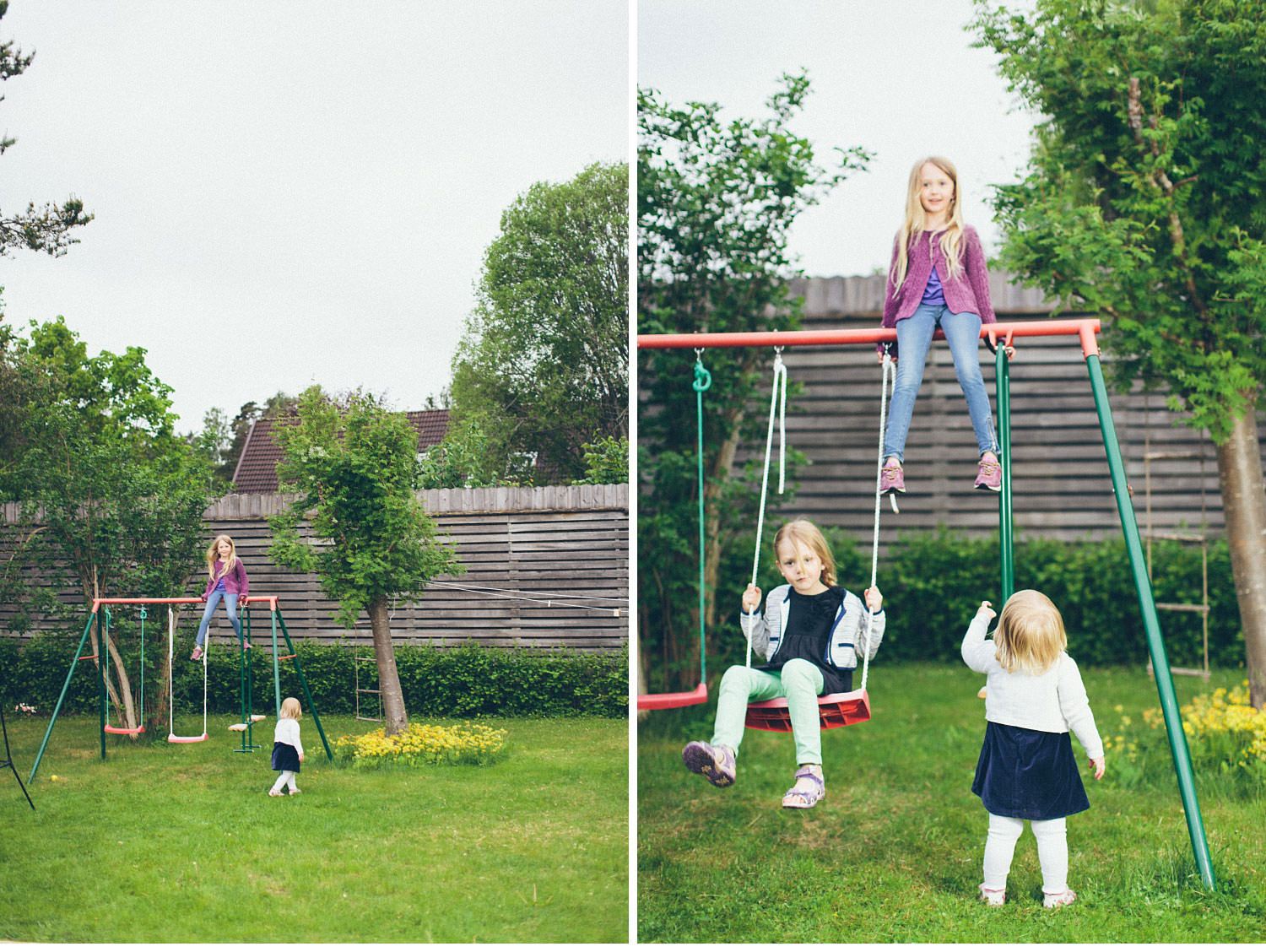 sara mattias kids 10 - A moody morning in Sunnersta portrait, family-session
