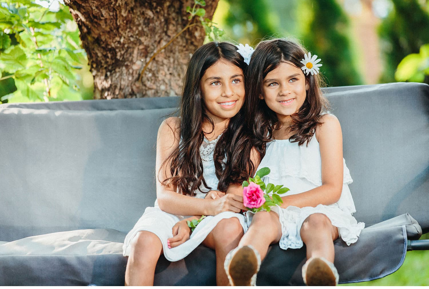 tyra 1 - Sisters portrait, family-session