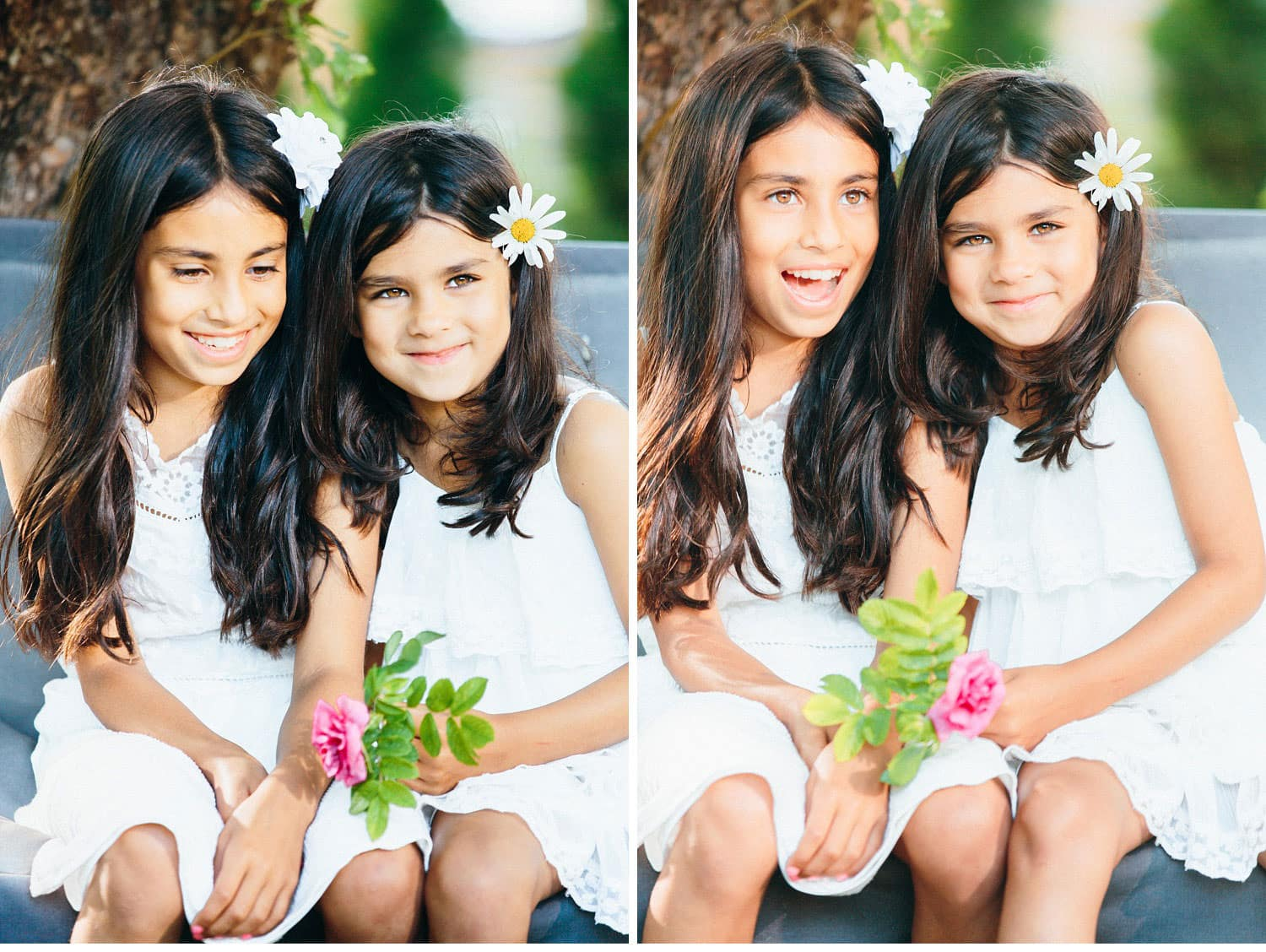 tyra 2 - Sisters portrait, family-session