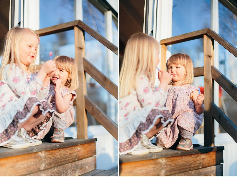 tyra siri 13 - Tyra & Siri portrait, family-session